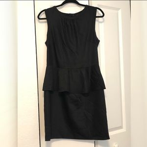 H&M Peplum dress